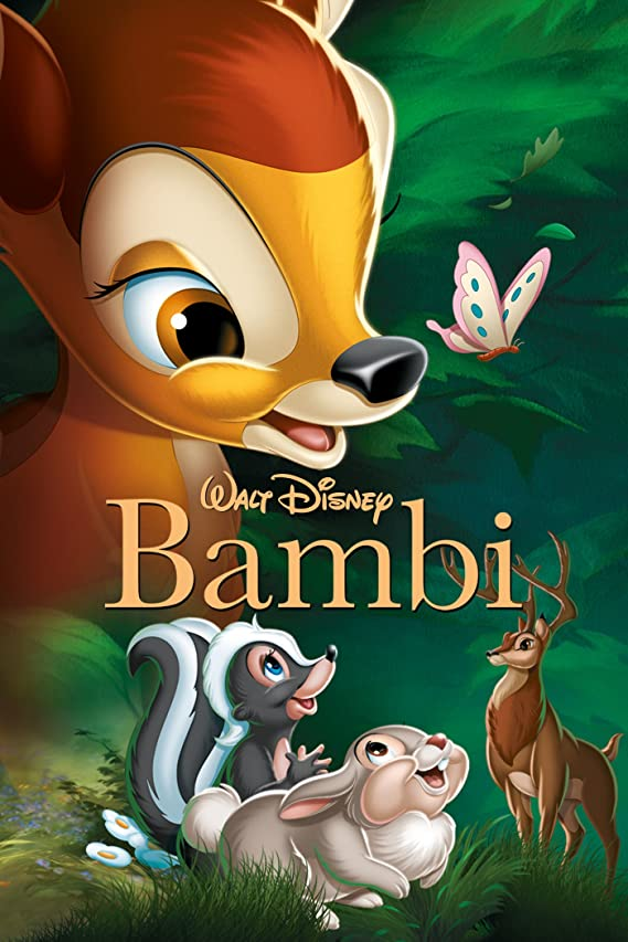 Bambi (1942) Hindi Dubbed