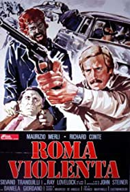 Roma violenta (1975) Poster - Movie Forum, Cast, Reviews