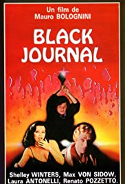 Black Journal Poster