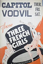 Those Three French Girls Poster