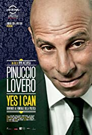 Pinuccio Lovero Yes I Can Poster