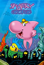 Sharky & George Poster