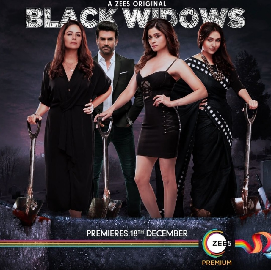 Black Widows 2020 S01 Hindi Complete Zee5 Web Series 1220MB HDRip Download