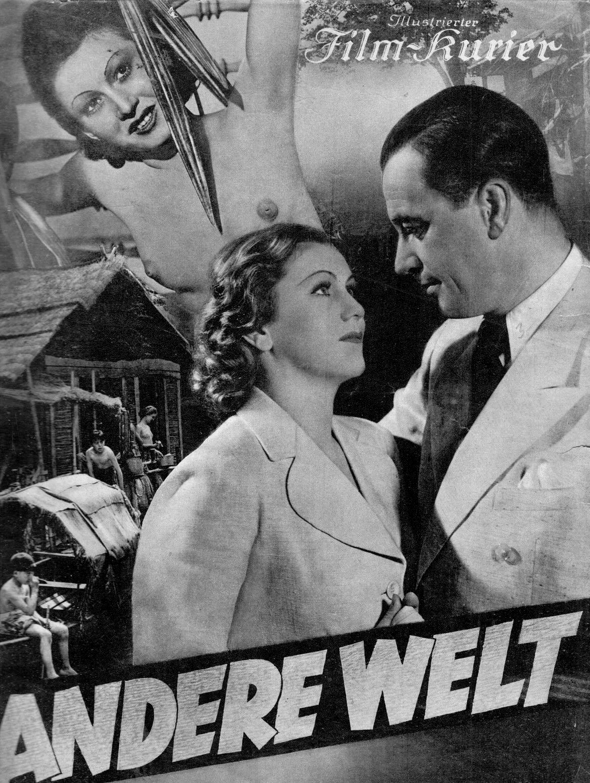 Karl Ludwig Diehl and Käthe Gold in Andere Welt (1937)