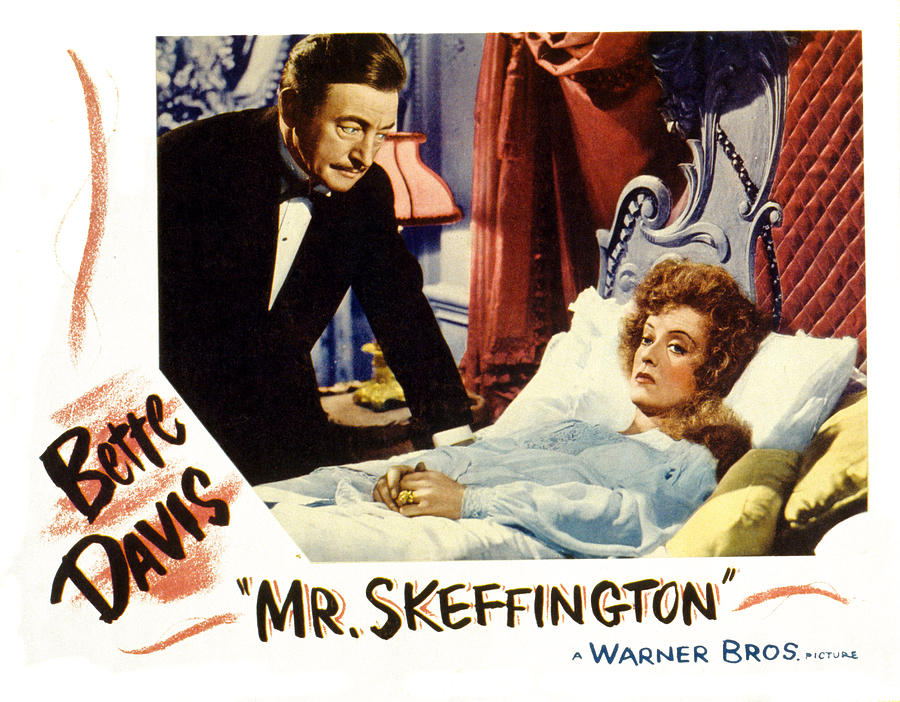 Bette Davis and Claude Rains in Mr. Skeffington (1944)