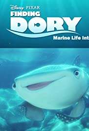 Finding Dory: Marine Life Interviews Poster