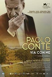 Paolo Conte, via con me Poster