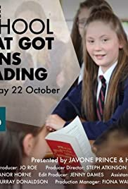 The School That Got Teens Reading Poster