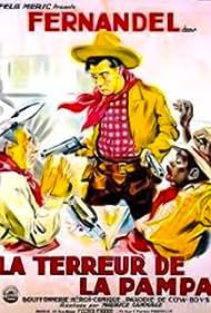 La terreur de la pampa (1932)