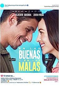 Alberto Guerra and Zuria Vega in En las buenas y en las malas (2019)