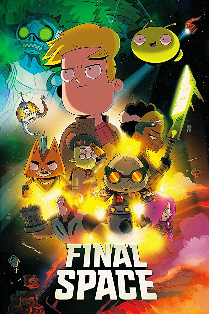 Final Space Serie Completa Latino Por Mega