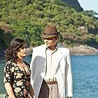 Nanda Costa and Chambinho do Acordeon in Gonzaga: De Pai pra Filho (2012)