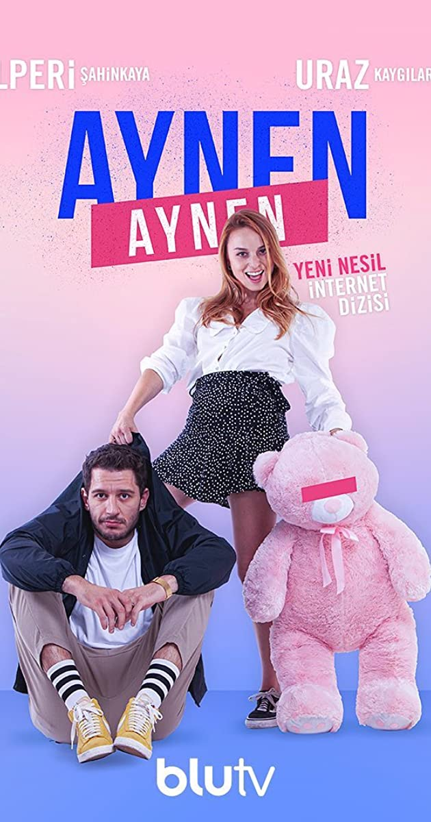 Download Aynen Aynen or watch streaming online complete episodes of  Season2 in HD 720p 1080p using torrent
