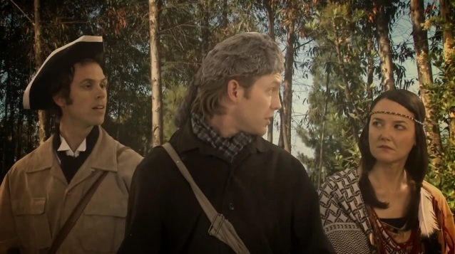 Lewis and Clark (2014)