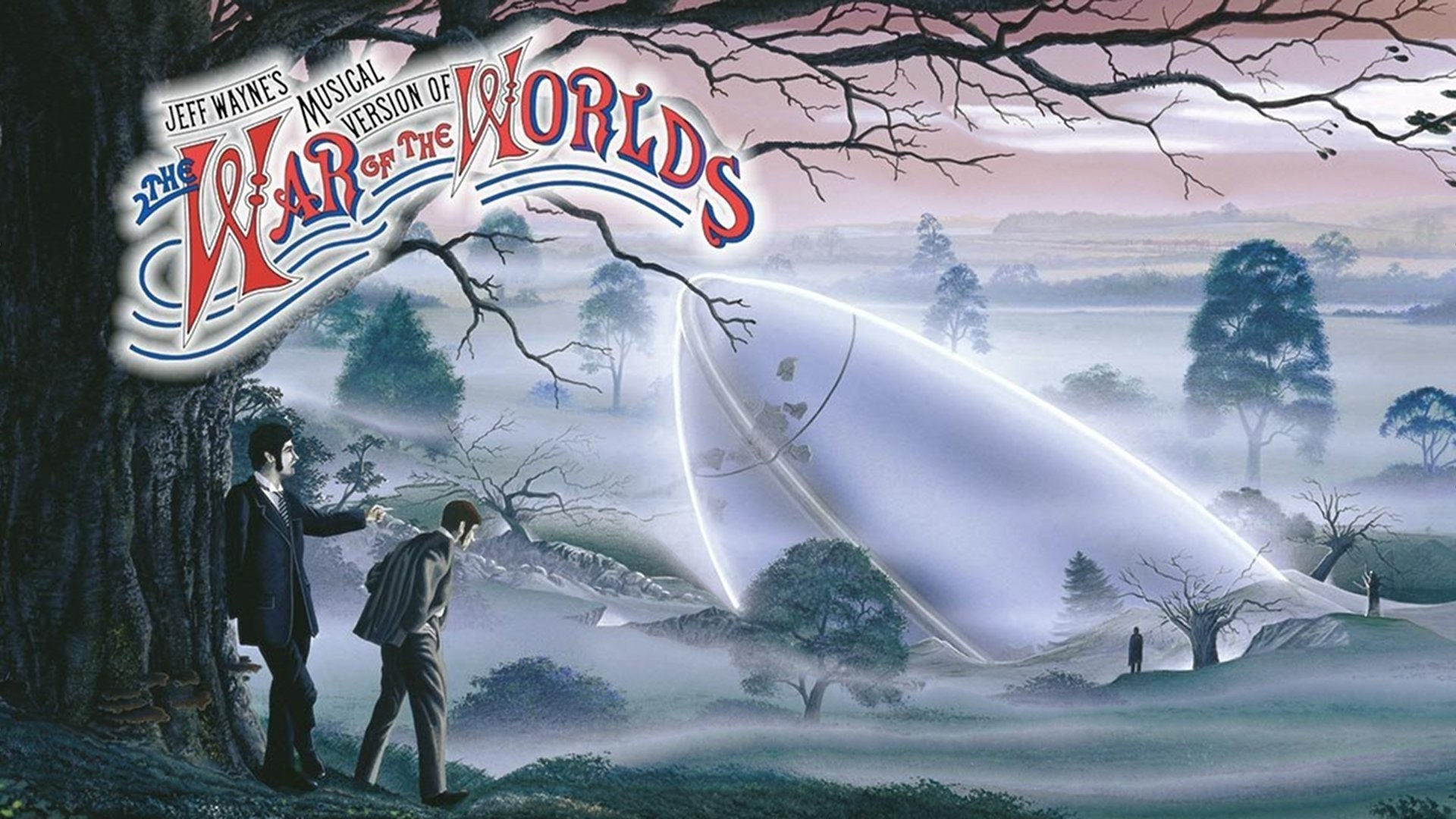 Jeff Wayne S Musical Version Of The War Of The Worlds Video