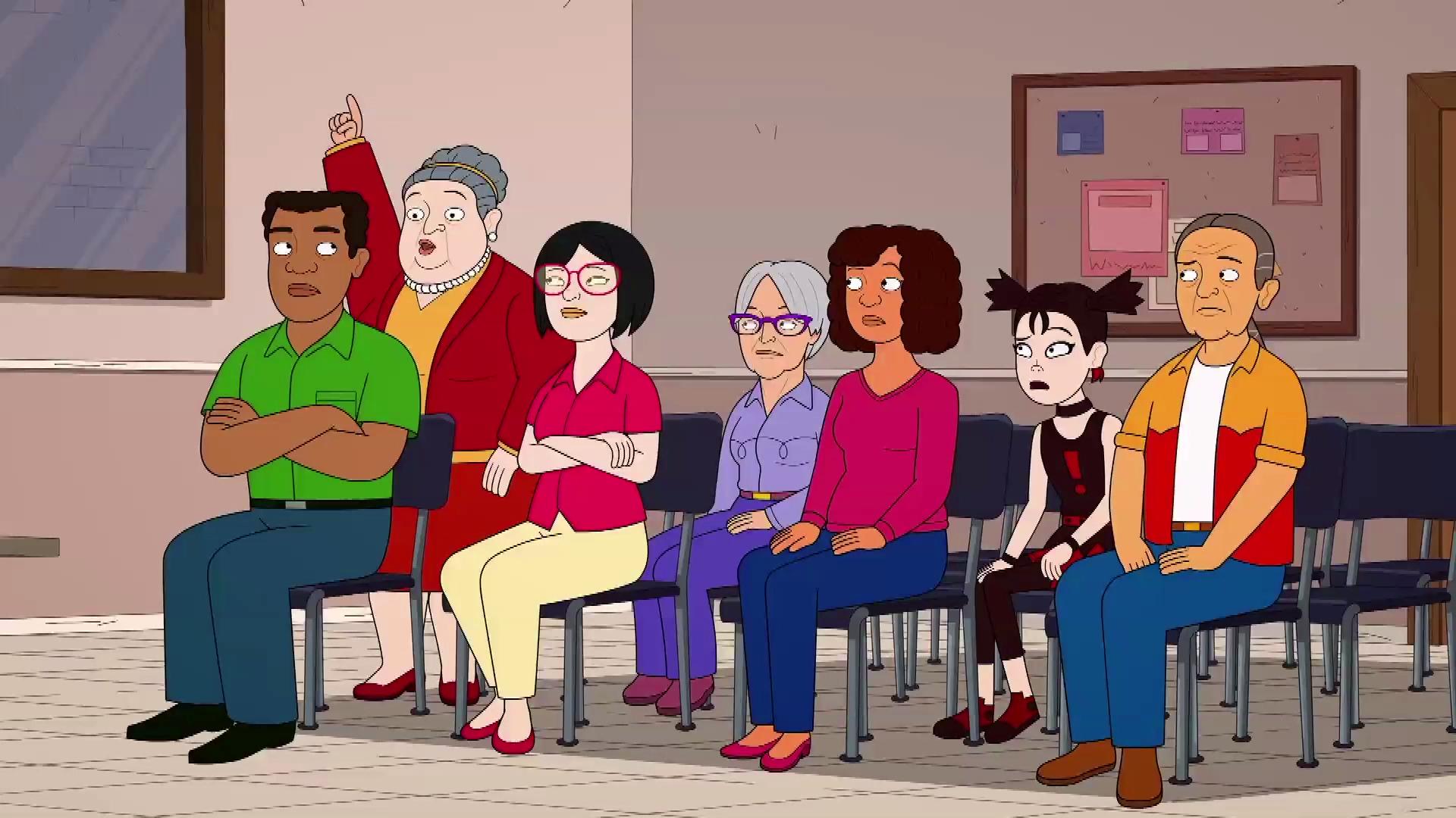 Corner Gas Animated (TV Series 2018–2021) - IMDb