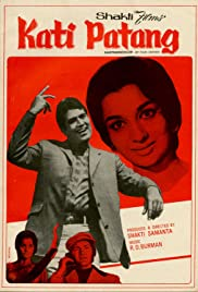 Kati Patang(1970) Poster - Movie Forum, Cast, Reviews