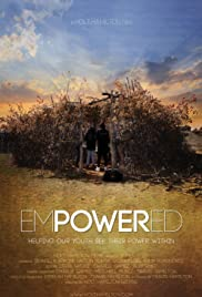 Empowered: Helping Native Youth See Their Power Within Poster