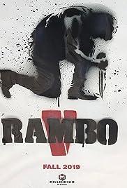 Rambo 5: Last Blood Poster