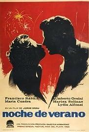 Noche de verano Poster