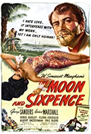 The Moon and Sixpence Poster