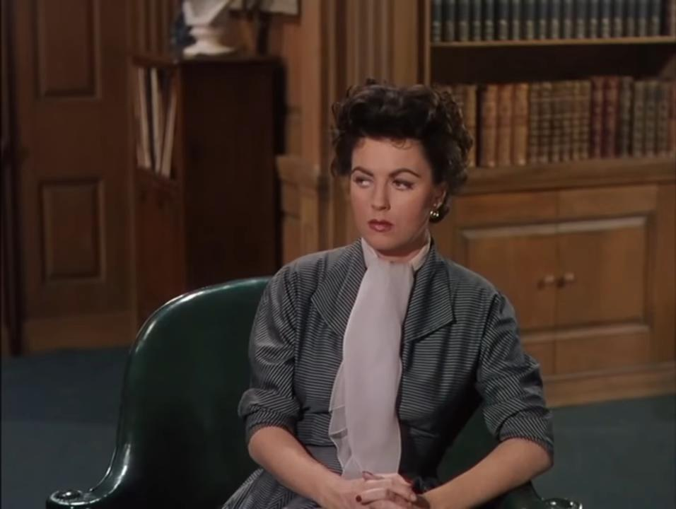 Faith Domergue in This Island Earth (1955)