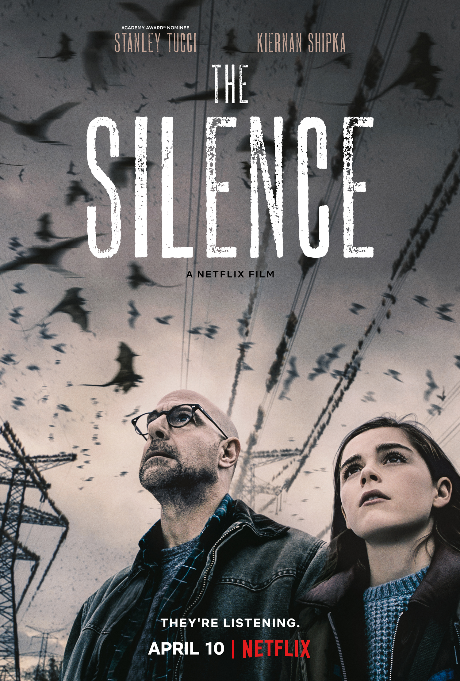 Image result for the silence movie poster free use