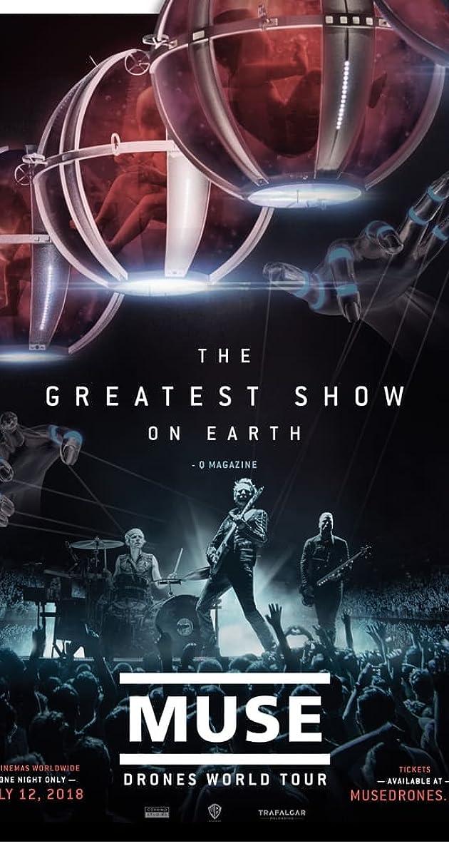 Muse: Drones World Tour (2018) Online