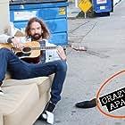 Steve Hunt in Crazy Venice Apartment (2012)