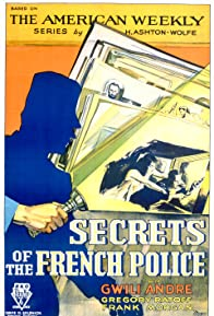 Primary photo for Secrets of the French Police