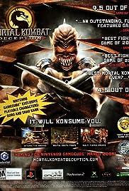 Mortal Kombat: Deception Poster