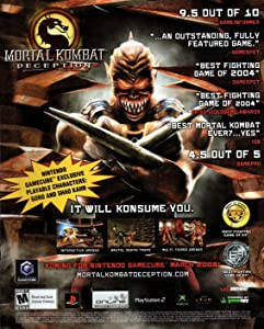 Mortal Kombat: Deception tamil pdf download