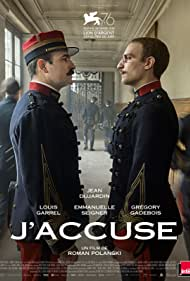 Jean Dujardin and Louis Garrel in J'accuse (2019)