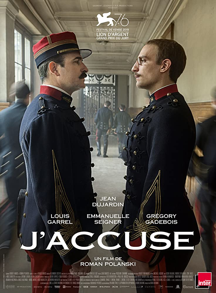 An Officer and a Spy (J'accuse) 2019 Dual Audio Hindi (Fun Dud) 300MB BluRay 480p