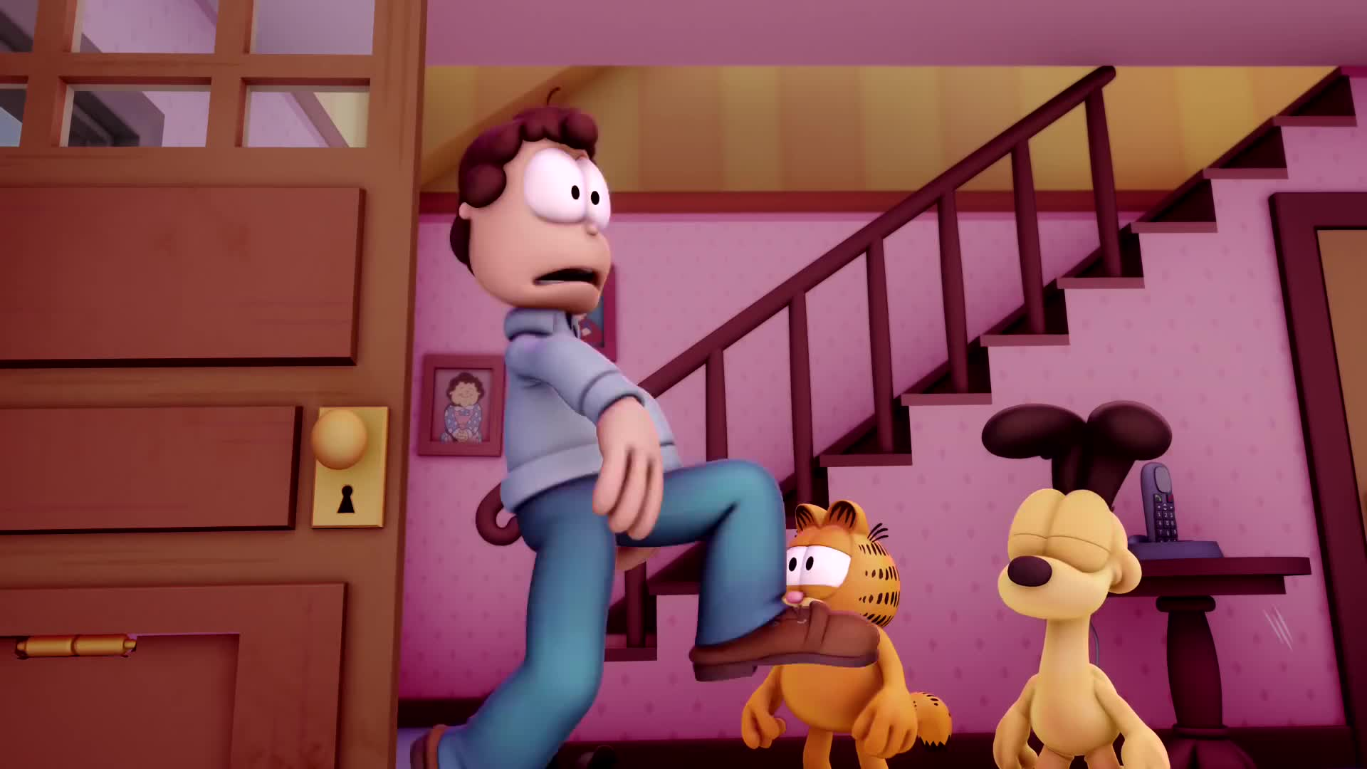 The Garfield Show Tv Series 2008 2016 Imdb