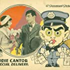 Eddie Cantor and Jobyna Ralston in Special Delivery (1927)