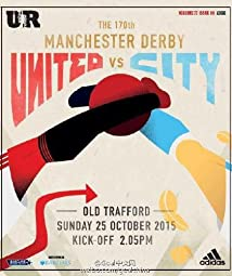 Premier League 10. Matchday the Manchester Derby (2015)