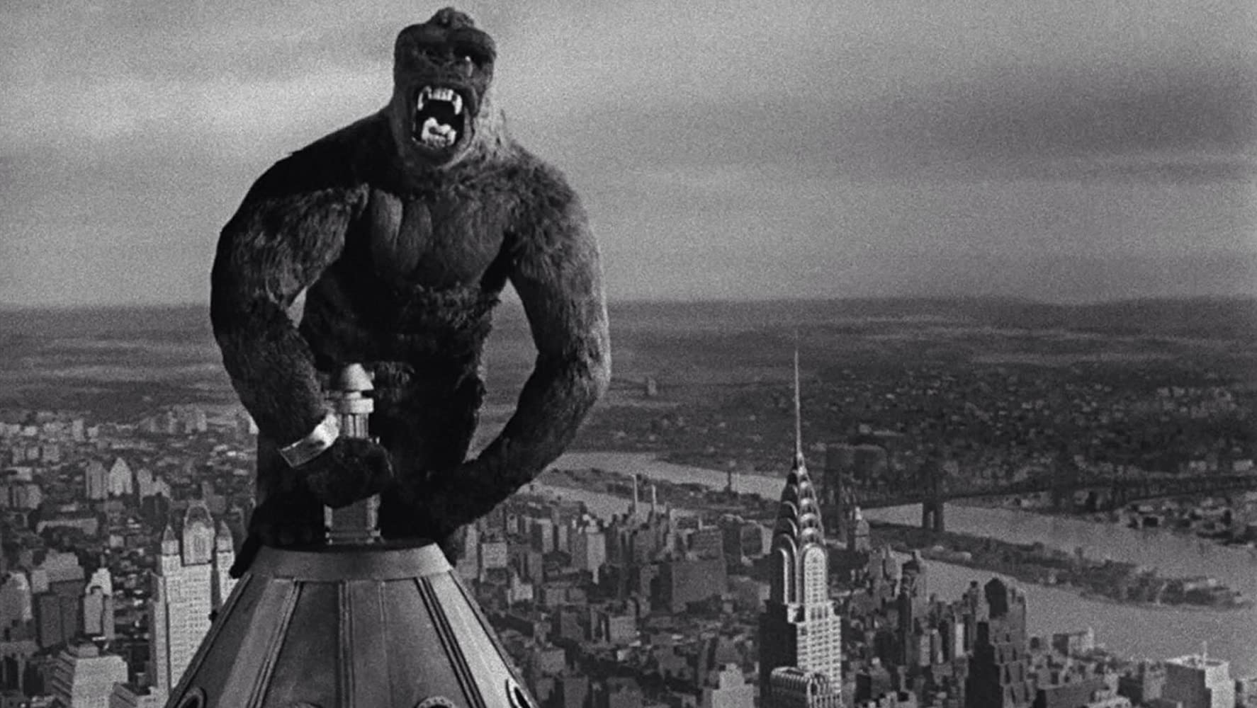 King Kong in King Kong 1933