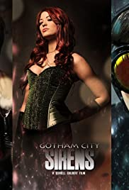 Gotham City Sirens Poster