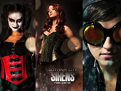 Best site to watch free old movies Gotham City Sirens [720x320]