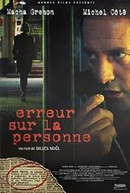 Erreur sur la personne (1996)
