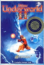 Ultima Underworld II: Labyrinth of Worlds Poster