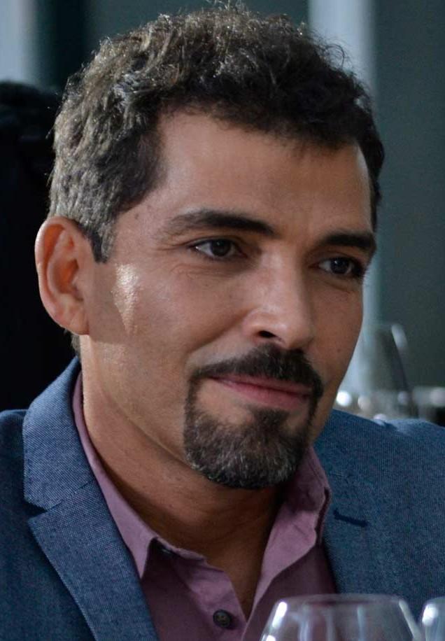 Vladimir Cruz in Los buenos demonios (2018)
