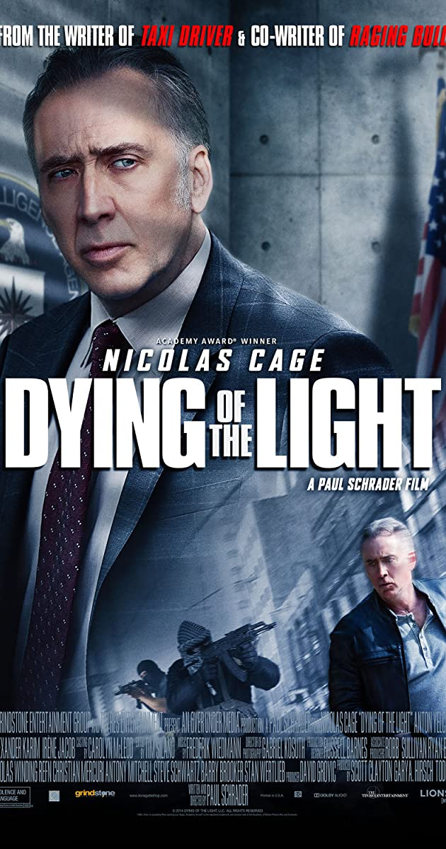 Reviews Dying Of The Light Imdb