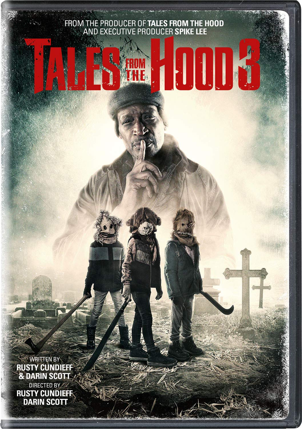 Tales from the Hood 3 2020 English 720p HDRip 950MB | 300MB Download