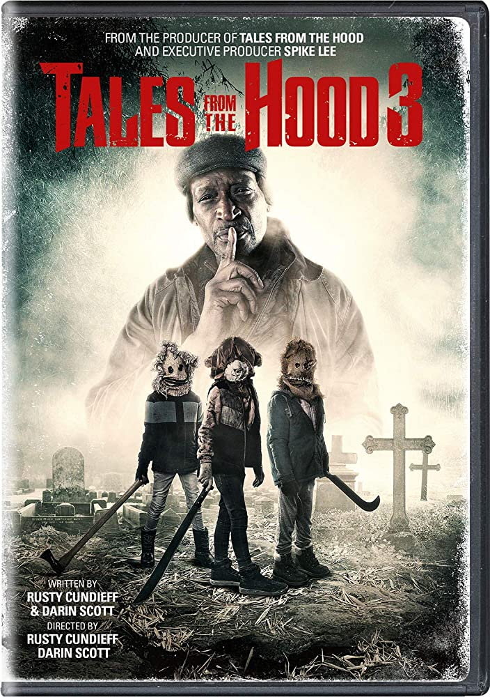 Tales from the Hood 3 2020 Dual Audio Hindi 300MB HDRip 480p Free Download