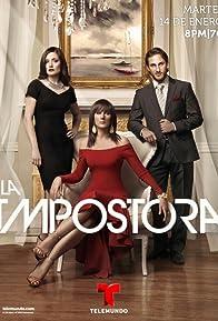 Primary photo for La Impostora