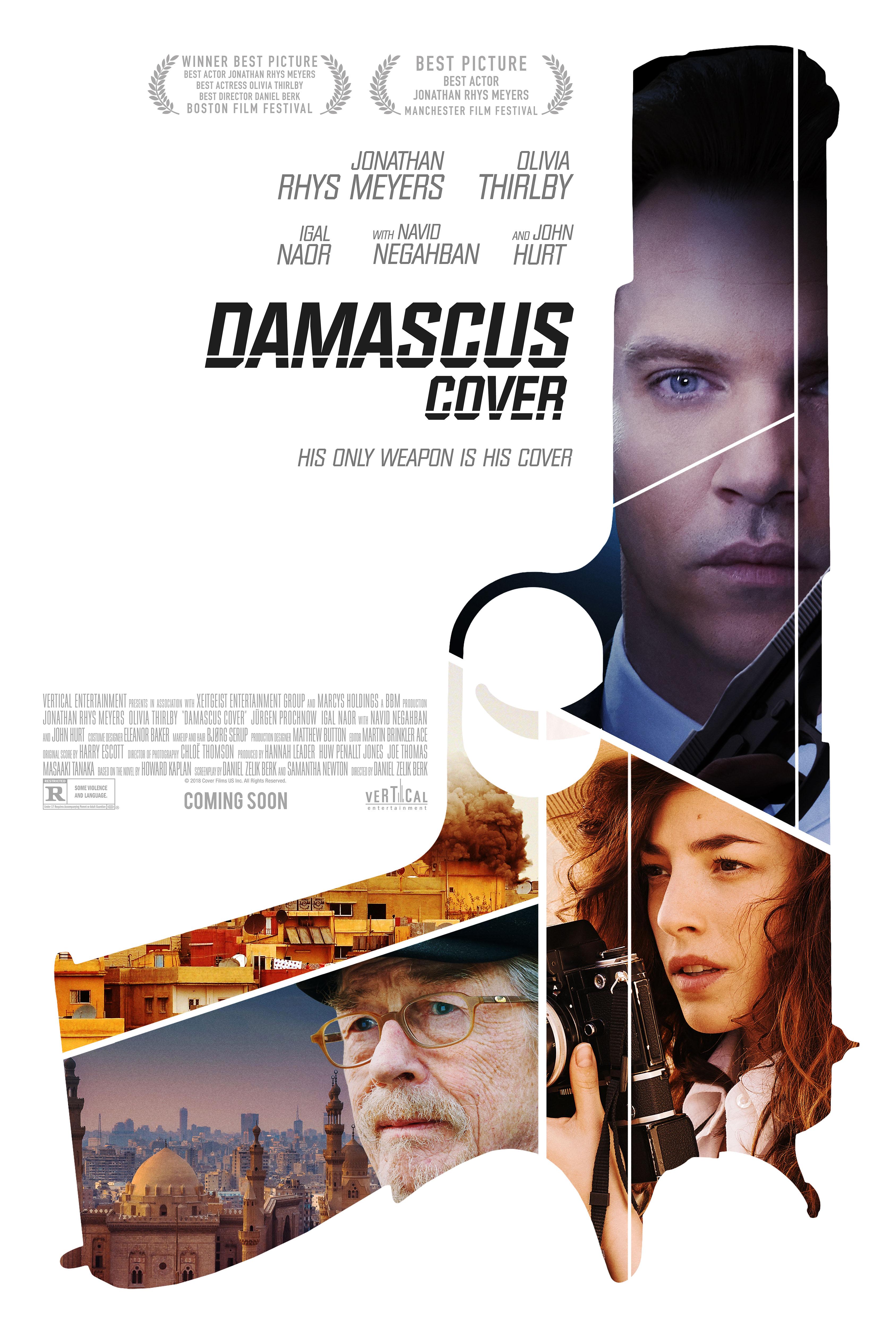 Damascus Cover (2017) - IMDb