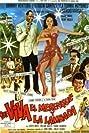 Que viva el merengue y la lambada (1989) Poster