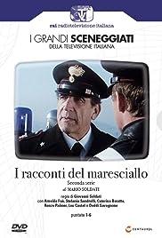 I racconti del maresciallo Poster